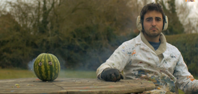 Sprengt die Melone!