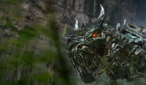 Transformers: Age of Extenction first trailer