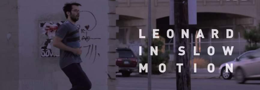 Das ist Leonard – er ist manchmal ein bisschen langsam