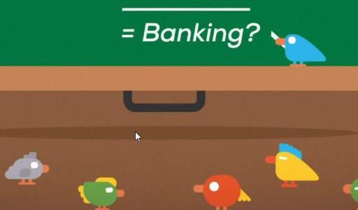 Kurzgesagt erklärt das Bankgeschäft