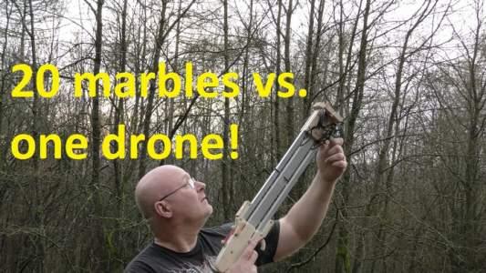 """Das """"Drohnenproblem"""" beseitigen"""