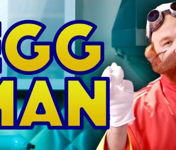 Big Bad Bosses – Egg Man Official Music Video